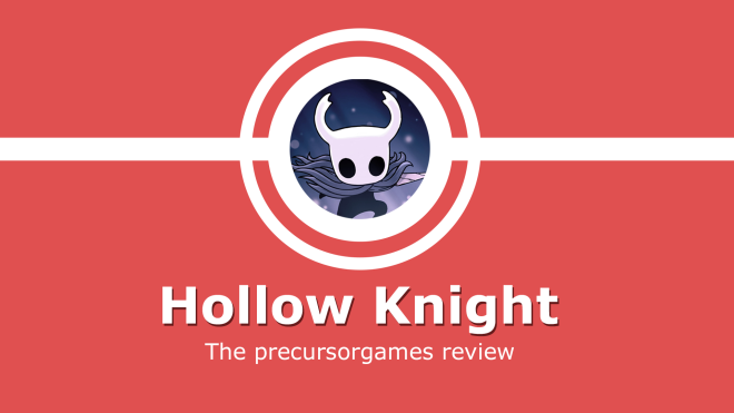 Hollow knight review title