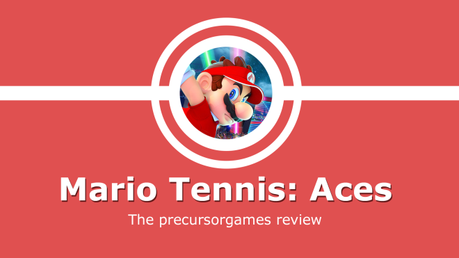 mario tennis aces review title