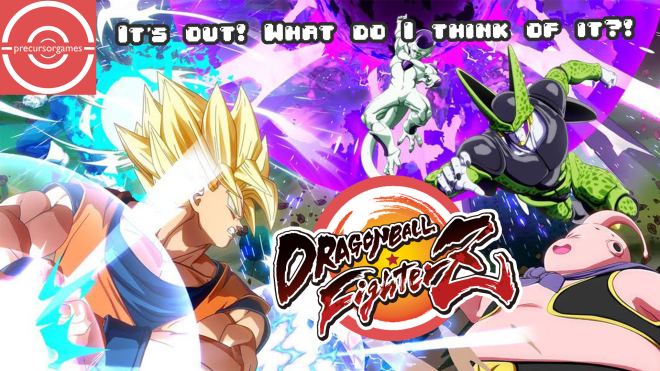fighterZ launch title