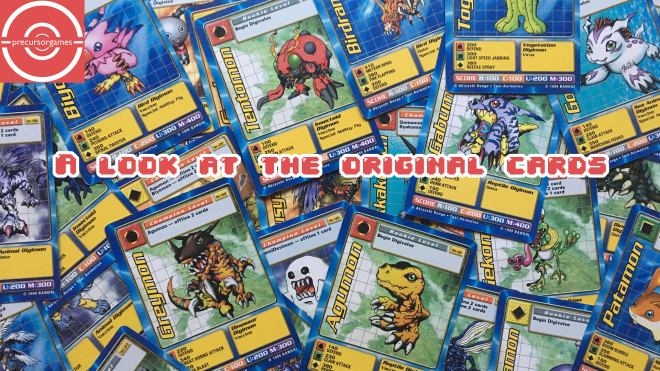 digimon card ttle